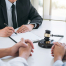 Best family lawyer in Sydney assisting a couple on their divorce